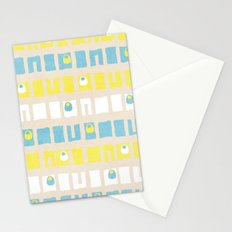 Boxed Eyes Stationery Cards