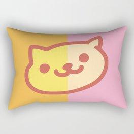 Neko Atsume Rectangular Pillow