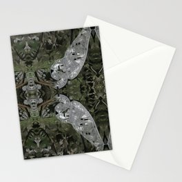 A Great Egret Stationery Cards