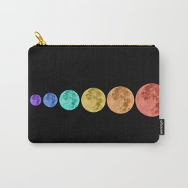 MOON GLOW RAINBOW Carry-All Pouch