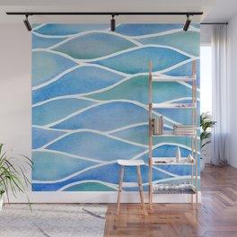 Lake Surface Wall Mural