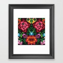 OAXCA Framed Art Print