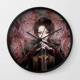 Touken Ranbu  Wall Clock