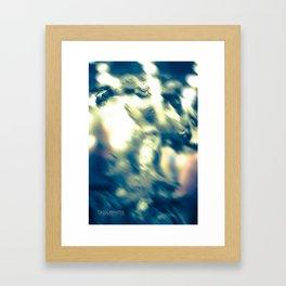 Jaeger Brawl! Framed Art Print