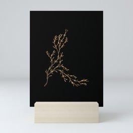Knotted Wrack Mini Art Print