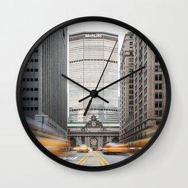 Grand Central Terminal Wall Clock