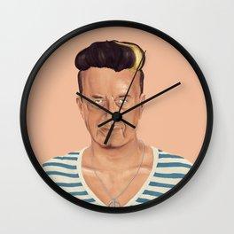The Israeli Hipster leaders -  Yitzhak Rabin Wall Clock