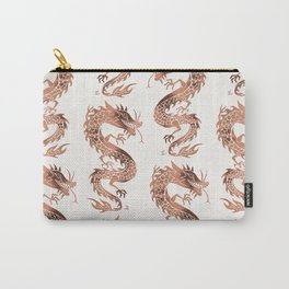 Chinese Dragon – Rose Gold Palette Carry-All Pouch