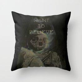 Deadcat Throw Pillow