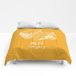 Grilled Cheese (mainichi) Comforters