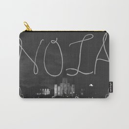 new orleans lousiana  Carry-All Pouch