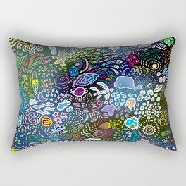 Space Opera Rectangular Pillow