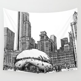 Chicago Wall Tapestry