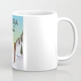 Kiandra, New South Wales, Australia Ski poster Coffee Mug