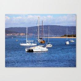 Booker Bay Canvas Print