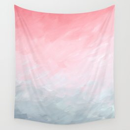 Blush Fade Wall Tapestry