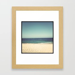 Aliso Creek Beach, CA Framed Art Print