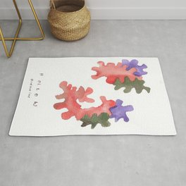 Matisse Inspired | Becoming Series || Hollow Rug