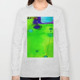 Magical Thinking No. 2M by Kathy Morton Stanion Long Sleeve T-shirt
