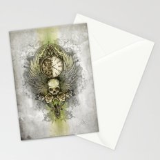 Wings Of Time Stationery Cards