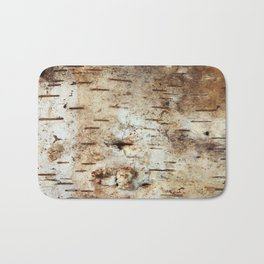 Birch Bark Bath Mat