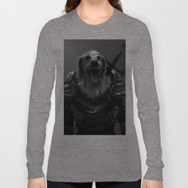 Lord Pup of Caninia Long Sleeve T-shirt