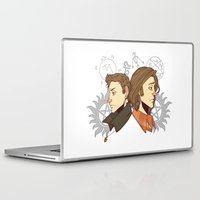 winchester Laptop & iPad Skins featuring Winchester Bros by PotatoCrisp