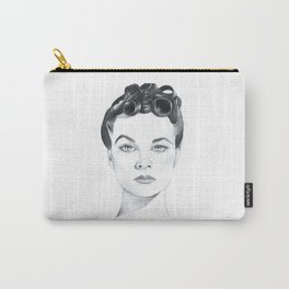 Vivien Leigh Carry-All Pouch