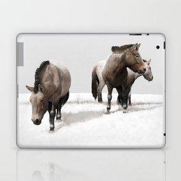 Ice Age Horses Laptop & iPad Skin