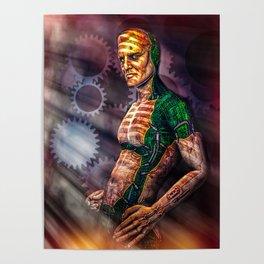 Man And Machine Poster