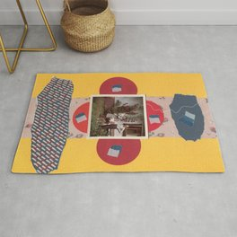 Pointing To The Sky Rug