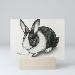 Joey Sketch Mini Art Print