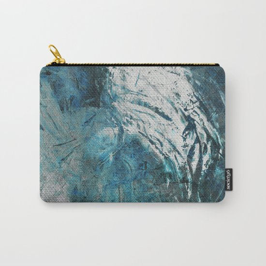 La Mujer y el Aire Carry-All Pouch