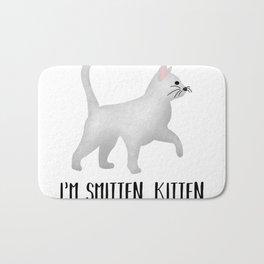 I'm Smitten, Kitten Bath Mat
