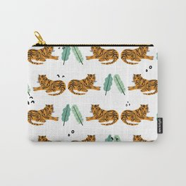 tiger hangout Carry-All Pouch