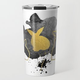 Bunnies Version 3 Travel Mug