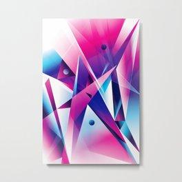 Geometric I Metal Print