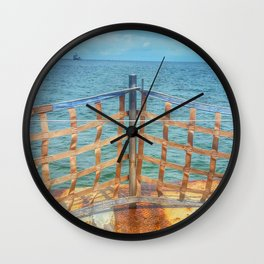 Ferry Wall Clock