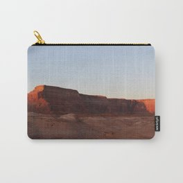 Red Rock Sunset Carry-All Pouch