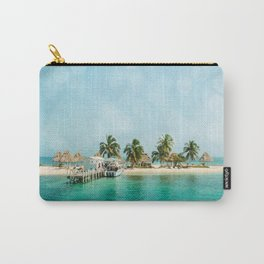 Rendezvous Caye Carry-All Pouch