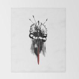 Dark Souls Throw Blanket