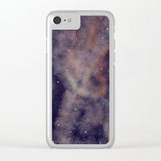Nebula VII Clear iPhone Case