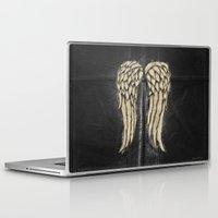 daryl dixon Laptop & iPad Skins featuring Daryl Dixon Team. ‹(-- by Emiliano Morciano (Ateyo)
