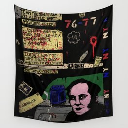 SK 2 Son of Sam Wall Tapestry