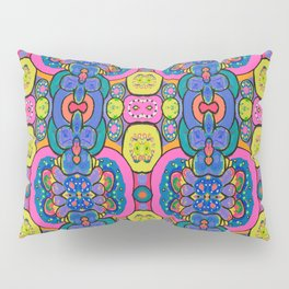 Peace Batik Pillow Sham