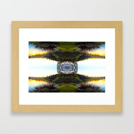 Madrona Framed Art Print
