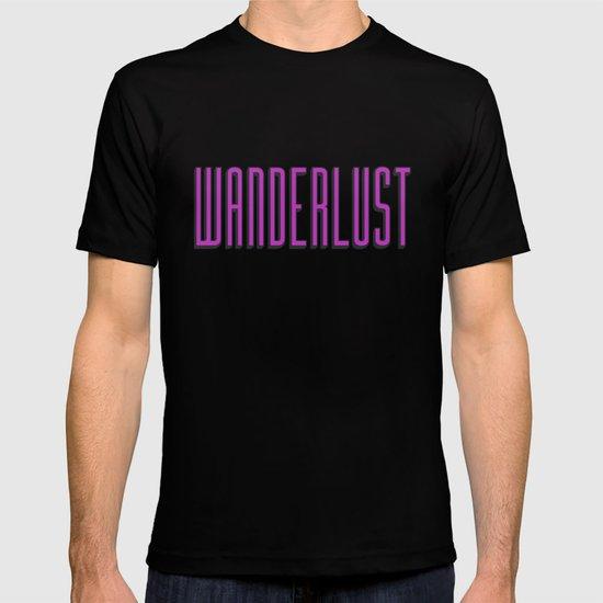 Wanderlust III T-shirt