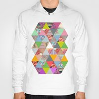 spring Hoodies featuring Lost in ▲ by Bianca Green