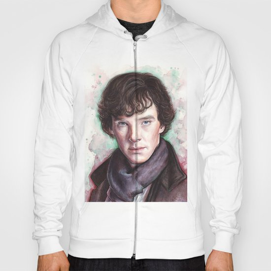 Sherlock Holmes Sherlocked Benedict Cumberbatch Hoody