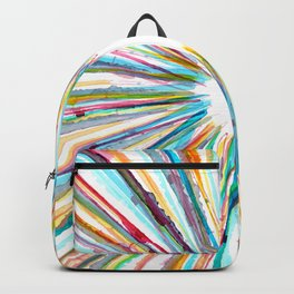 Colors explosion Backpack